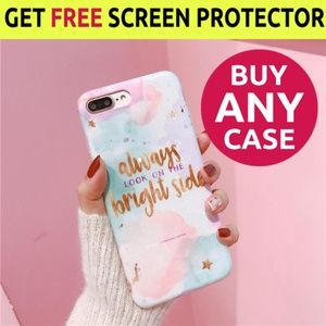 ⚠️Clearance NEW iPhone Max/XS/X Watercolor Case